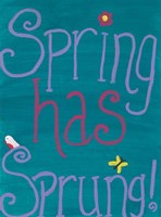 Spring Has Sprung Fine-Art Print