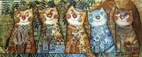 Cats Of Israel Fine-Art Print