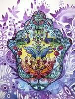 Hamsa Fine-Art Print