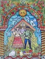 Russian Folk Fine-Art Print