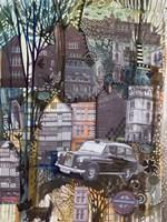 London Taxi Fine-Art Print