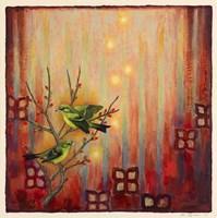Sunset Birds Fine-Art Print
