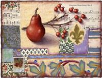 Florentine Pear Fine-Art Print
