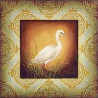 Woodside Egret Fine-Art Print
