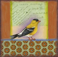 Carte Postale Bird 7 Fine-Art Print