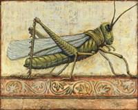 Grasshopper 1 Fine-Art Print