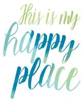 Happy Place Fine-Art Print