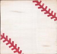 Rustic Baseball Fine-Art Print