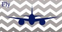 Airplane Fly Fine-Art Print