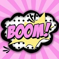 Boom! Fine-Art Print