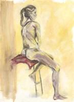 Nude IV Fine-Art Print
