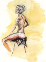 Nude V Fine-Art Print