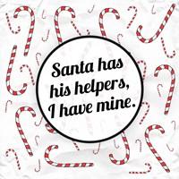 Santa's Helpers Fine-Art Print