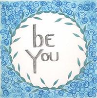 Be You Swirls Fine-Art Print