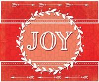 Joy - White Fine-Art Print