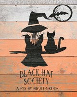 Black Hat Society Fine-Art Print