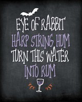 Rum Fine-Art Print