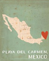 Mexico Fine-Art Print