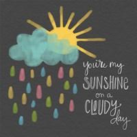 Cloudy Day Fine-Art Print