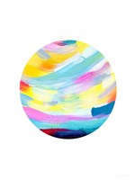 Colorful Uprise Ball II Fine-Art Print