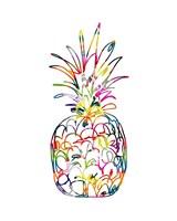 Electric Pineapple Fine-Art Print