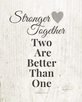 Stronger Together Fine-Art Print