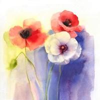 Watercolor Floral Fine-Art Print
