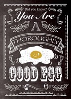 Good Egg Fine-Art Print