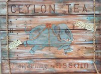 Ceylong Tea Framed Print