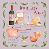 Mulled Wine Christmas Fine-Art Print