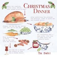 Christmas Dinner Fine-Art Print