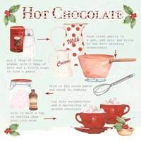 Christmas Hot Chocolate Fine-Art Print