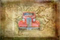 Vintage Car Fine-Art Print
