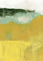 The Yellow Field II Fine-Art Print