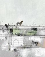 The Brown Horse Fine-Art Print