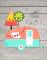 Happy Camper II Fine-Art Print