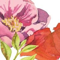 Vibrant Floral II Fine-Art Print