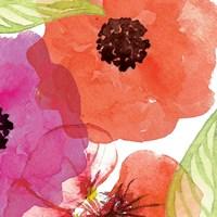 Vibrant Floral IV Fine-Art Print