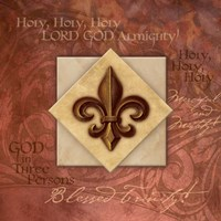 Blessed Trinity Fine-Art Print
