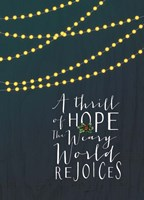 Thrill of Hope Fine-Art Print
