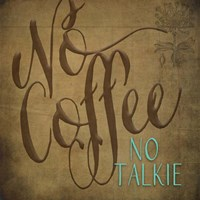 No Coffee Fine-Art Print