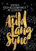 Auld Lang Syne Fine-Art Print