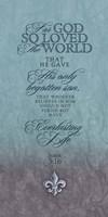 John 3:16 Fine-Art Print
