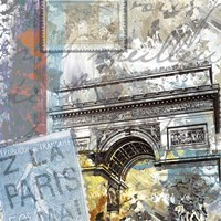 Paris Arc Fine-Art Print