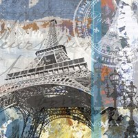 Paris Eiffel Fine-Art Print