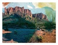 Arizona Abstract Fine-Art Print