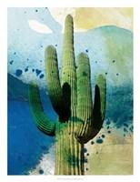 Cactus Abstract Fine-Art Print