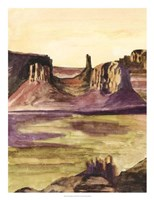 Desert Diptych I Fine-Art Print