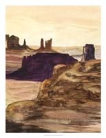 Desert Diptych II Fine-Art Print