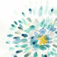 Starburst Floral II Fine-Art Print